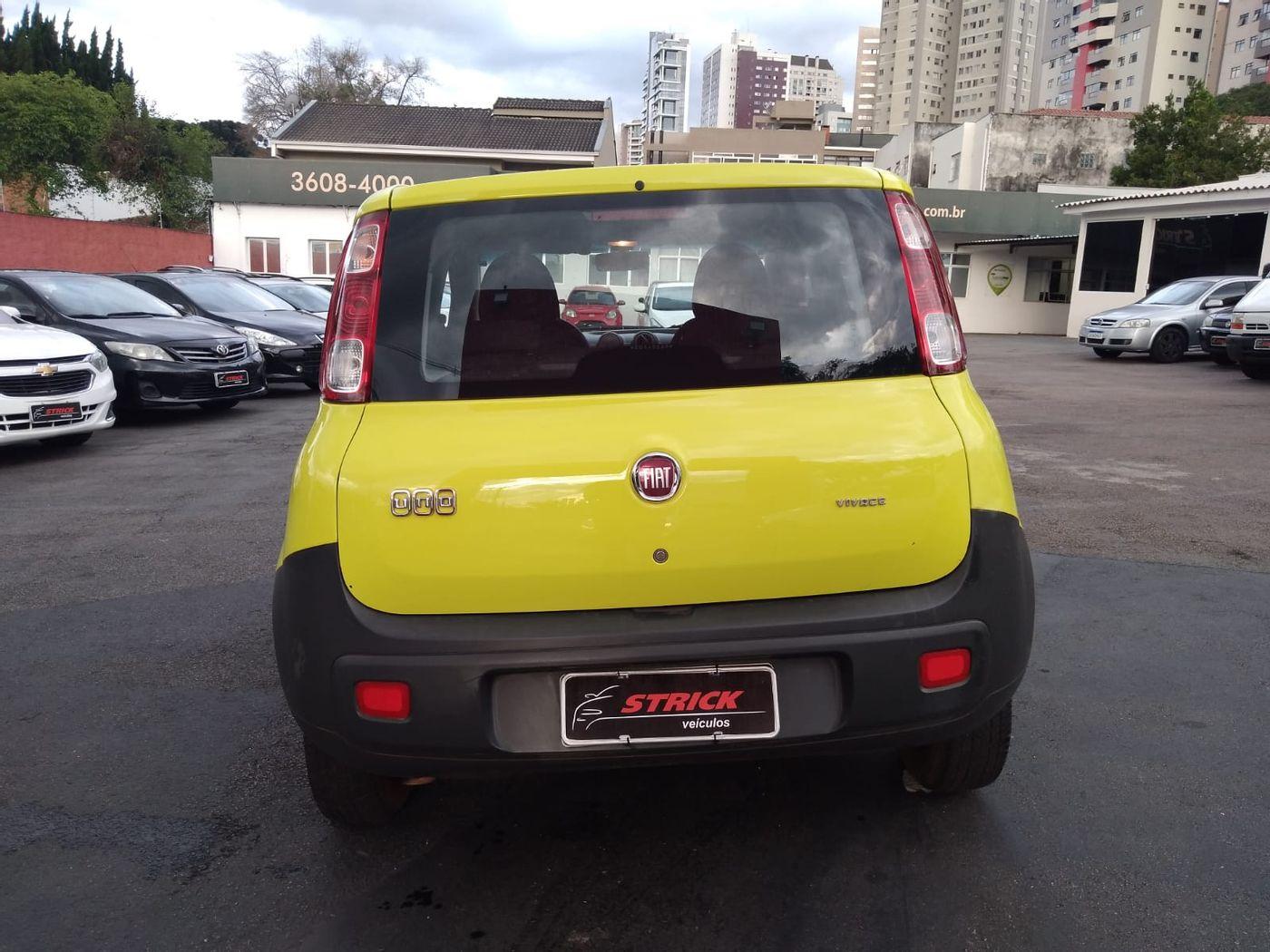 Fiat UNO VIVACE Celeb. 1.0 EVO F.Flex 8V 5p