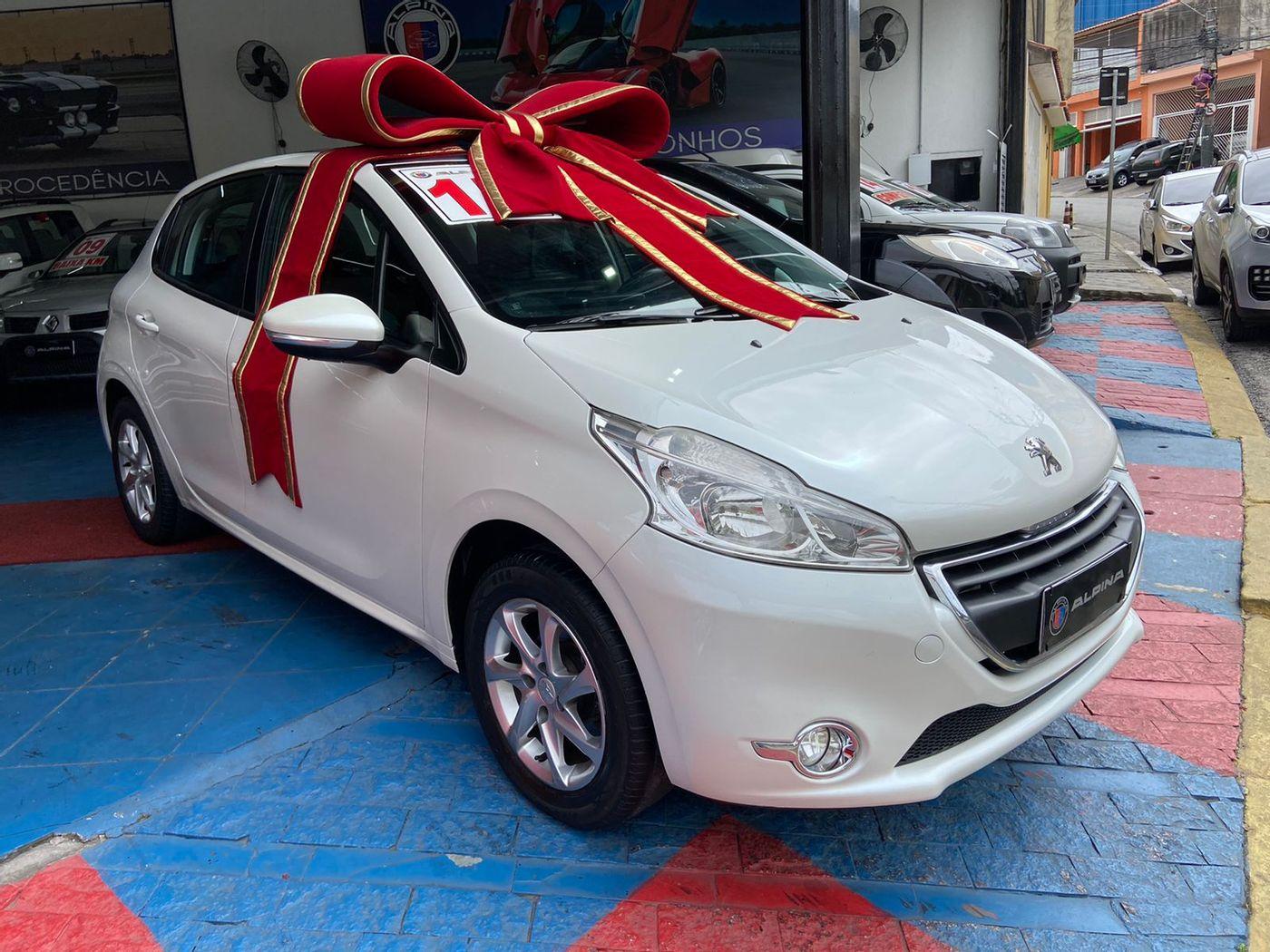 Peugeot 208 Allure 1.5 Flex 8V 5p