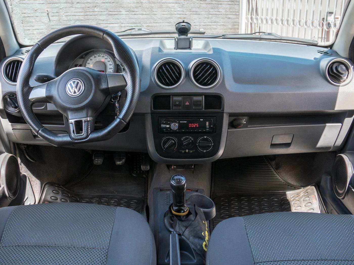 VolksWagen Parati 1.8 Mi Plus Total Flex 8V 4p