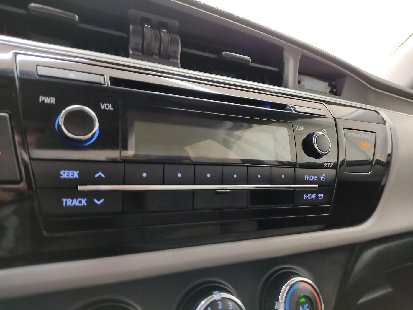 Toyota Corolla GLi Upper 1.8 Flex 16V Aut.