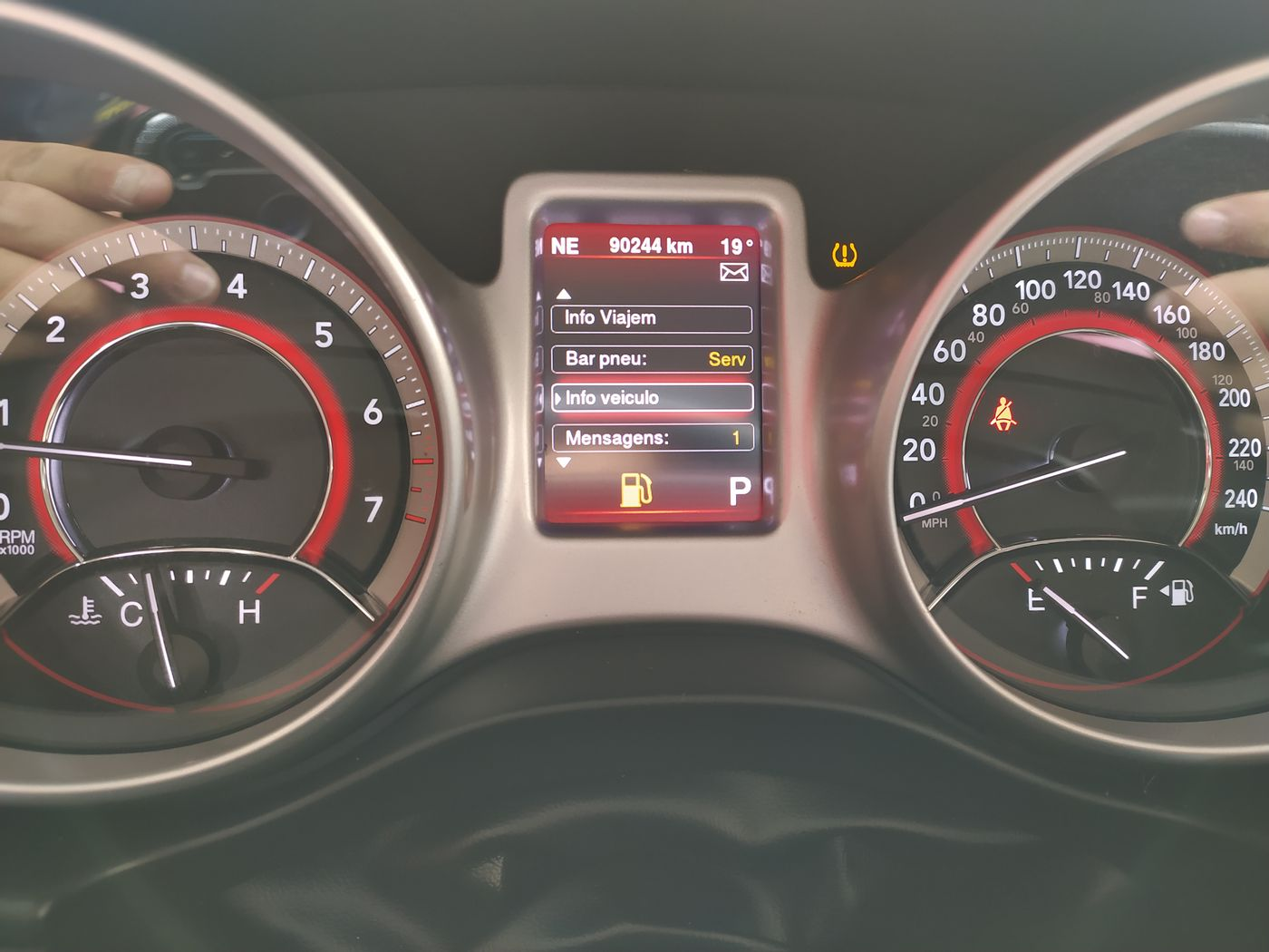 Fiat FREEMONT 2.4 16V 5p Aut.