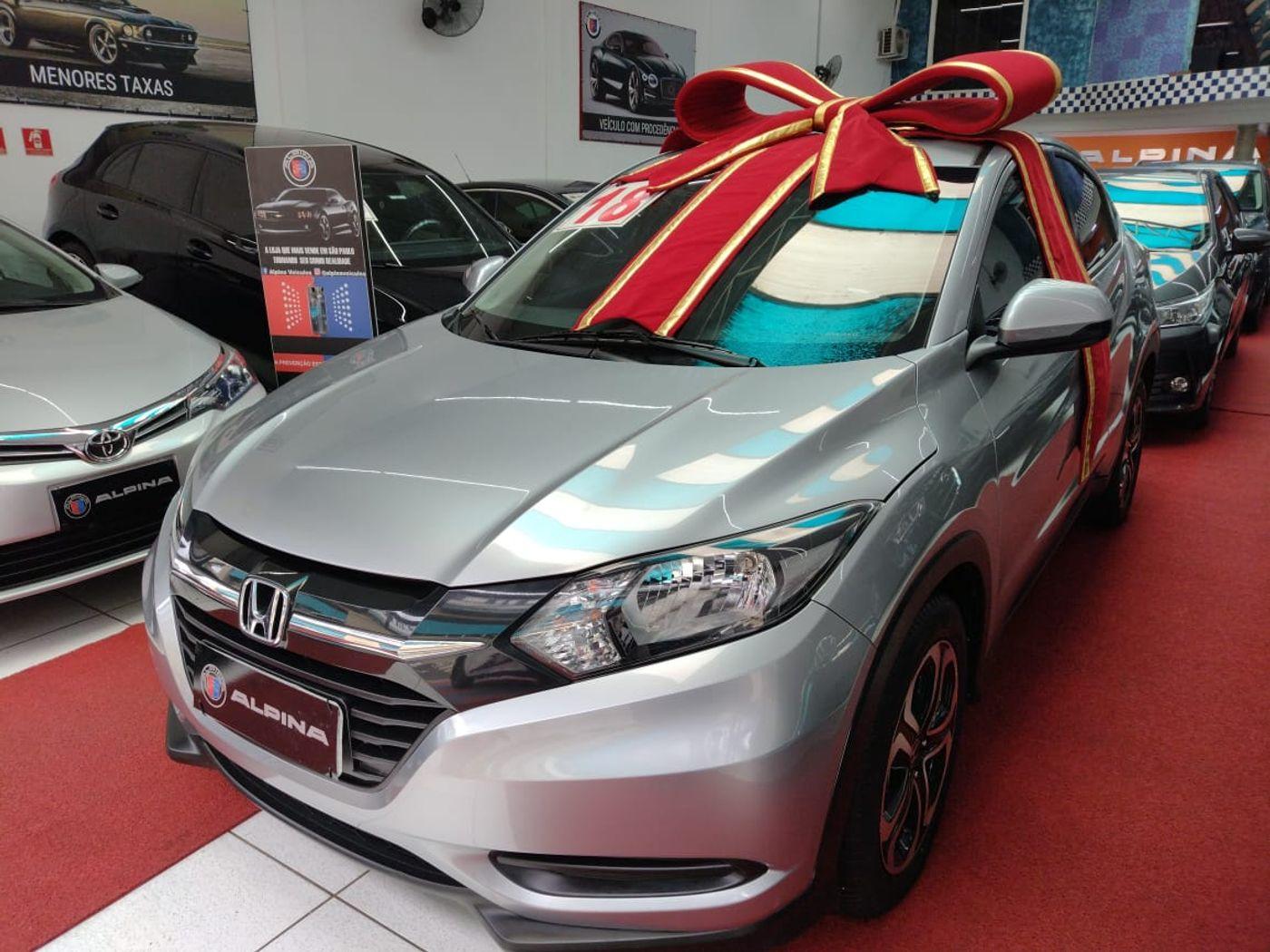 Honda HR-V LX 1.8 Flexone 16V 5p Aut.