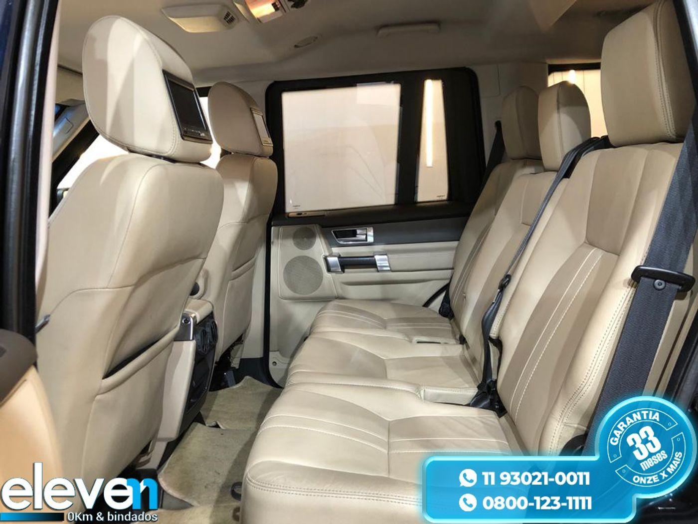 Land Rover Discovery4 SE 3.0 4x4 TDV6/SDV6 Die.Aut.