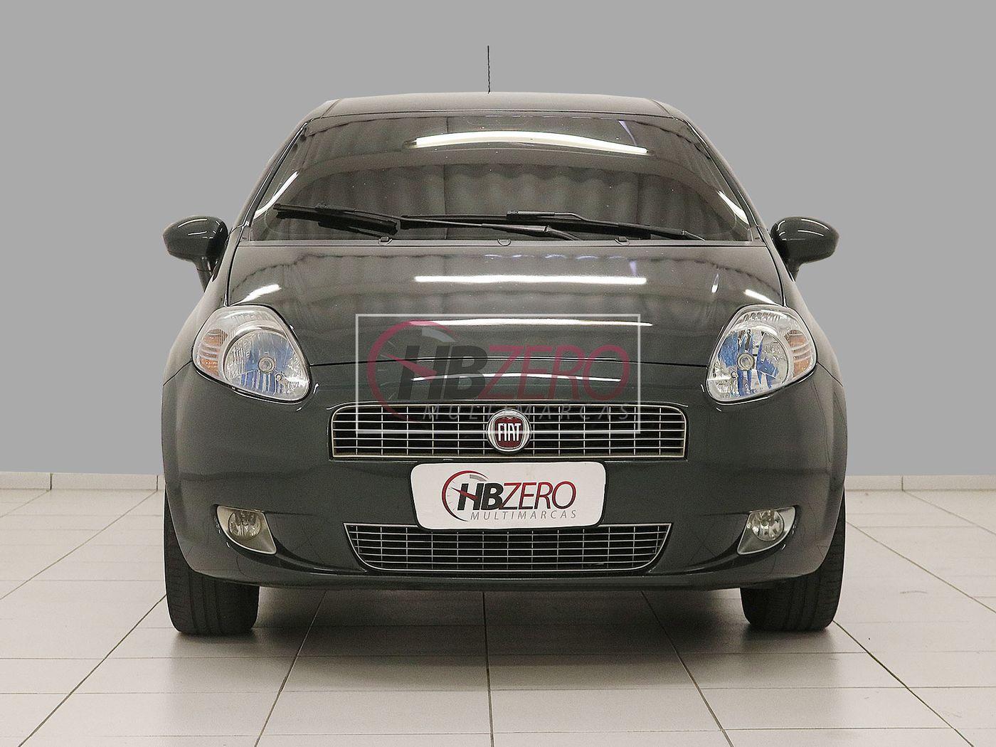 Fiat Punto  ELX 1.4 Fire Flex 8V 5p