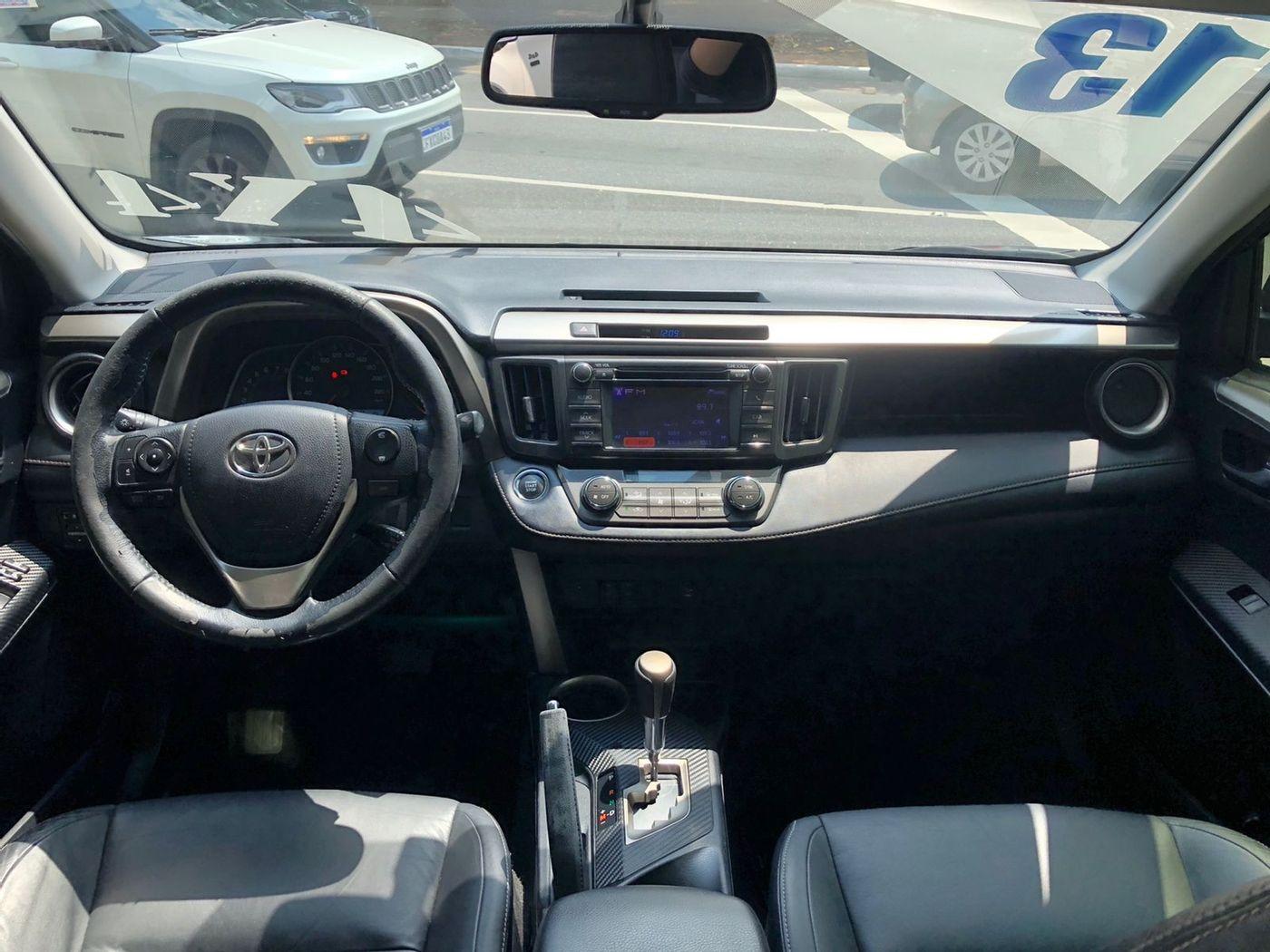 Toyota RAV4 2.0 4x4 16V Aut.
