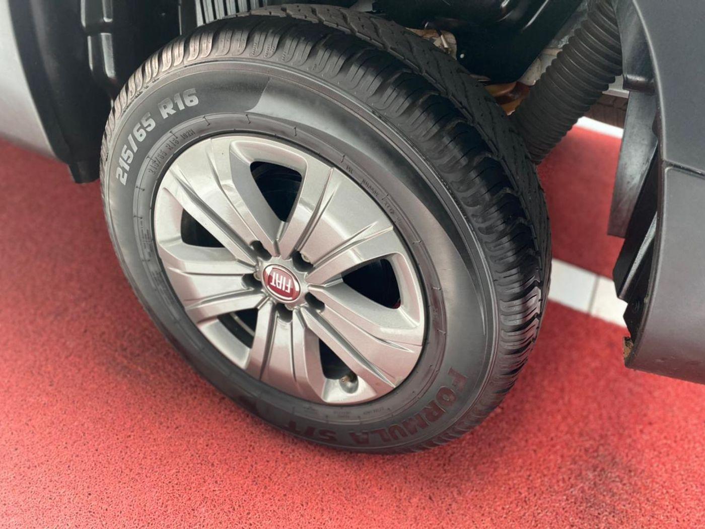 Fiat Toro Freedom 1.8 16V Flex Aut.
