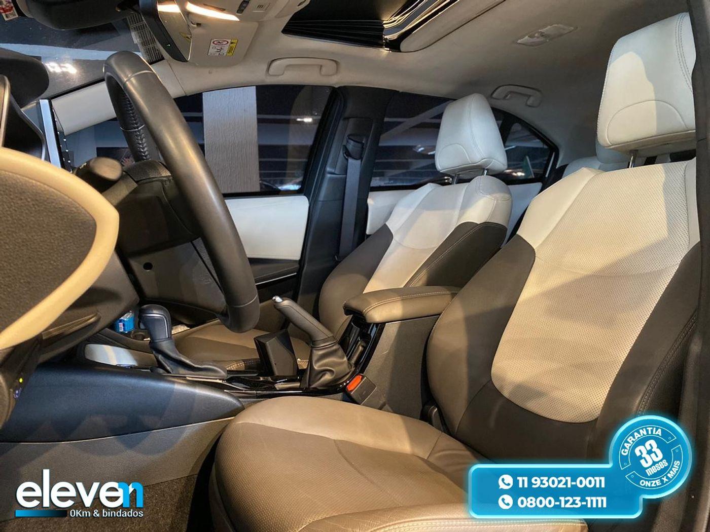 Toyota Corolla Altis Prem. Hybrid 1.8 Flex Aut
