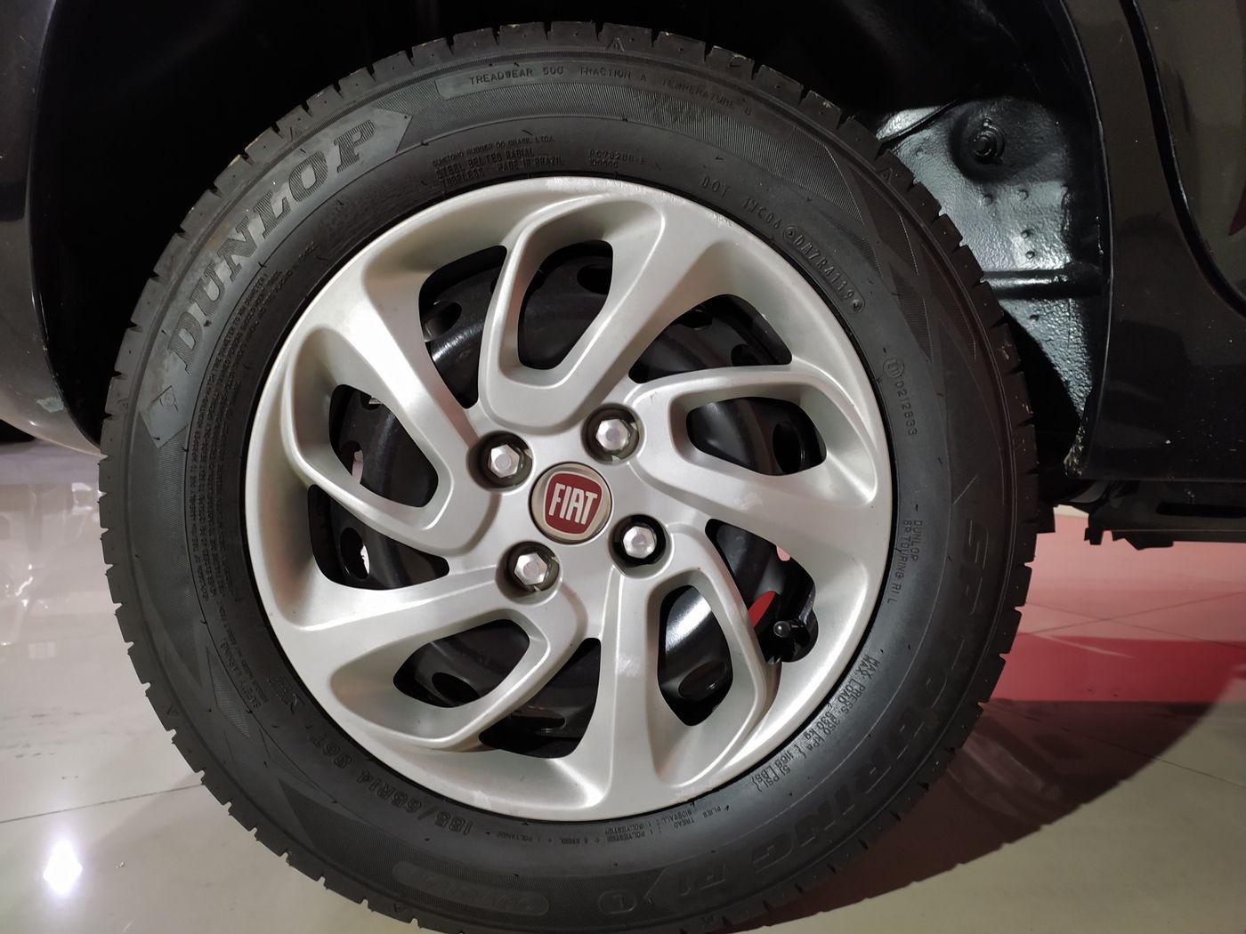 Fiat UNO ATTRACTIVE 1.0 Flex 6V 5p