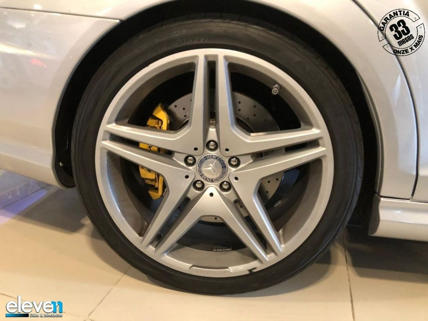 Mercedes S-63 AMG 5.5 V8 BI-TURBO Aut.