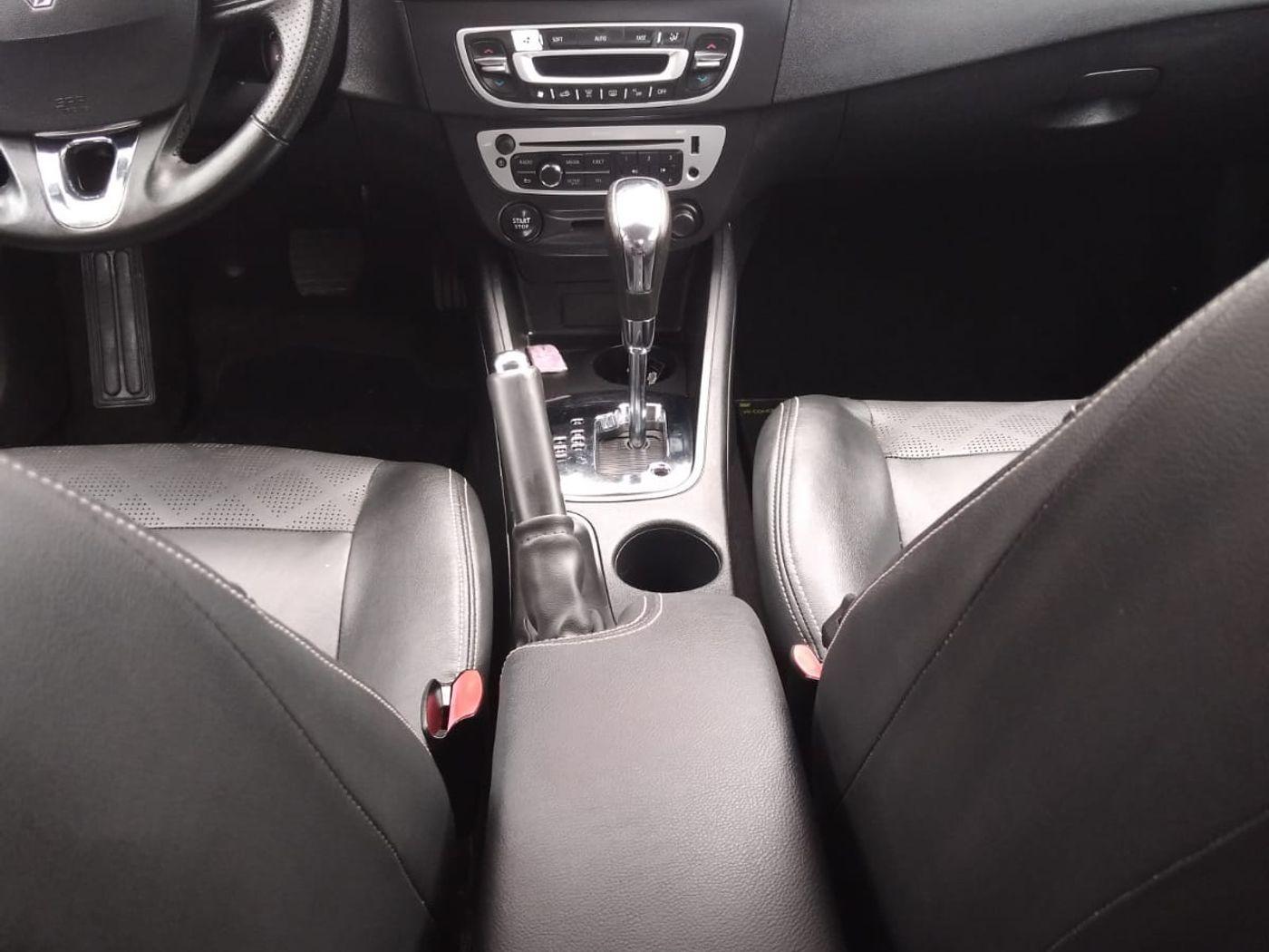 Renault FLUENCE Sed. Dynamique 2.0 16V FLEX Aut.