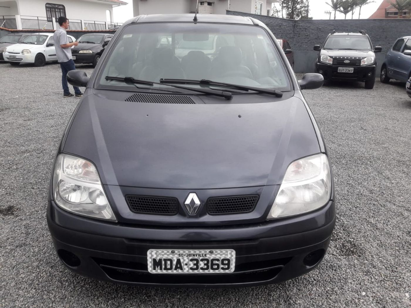 Renault Scénic Alizé/ Expression 1.6 16V Mec.