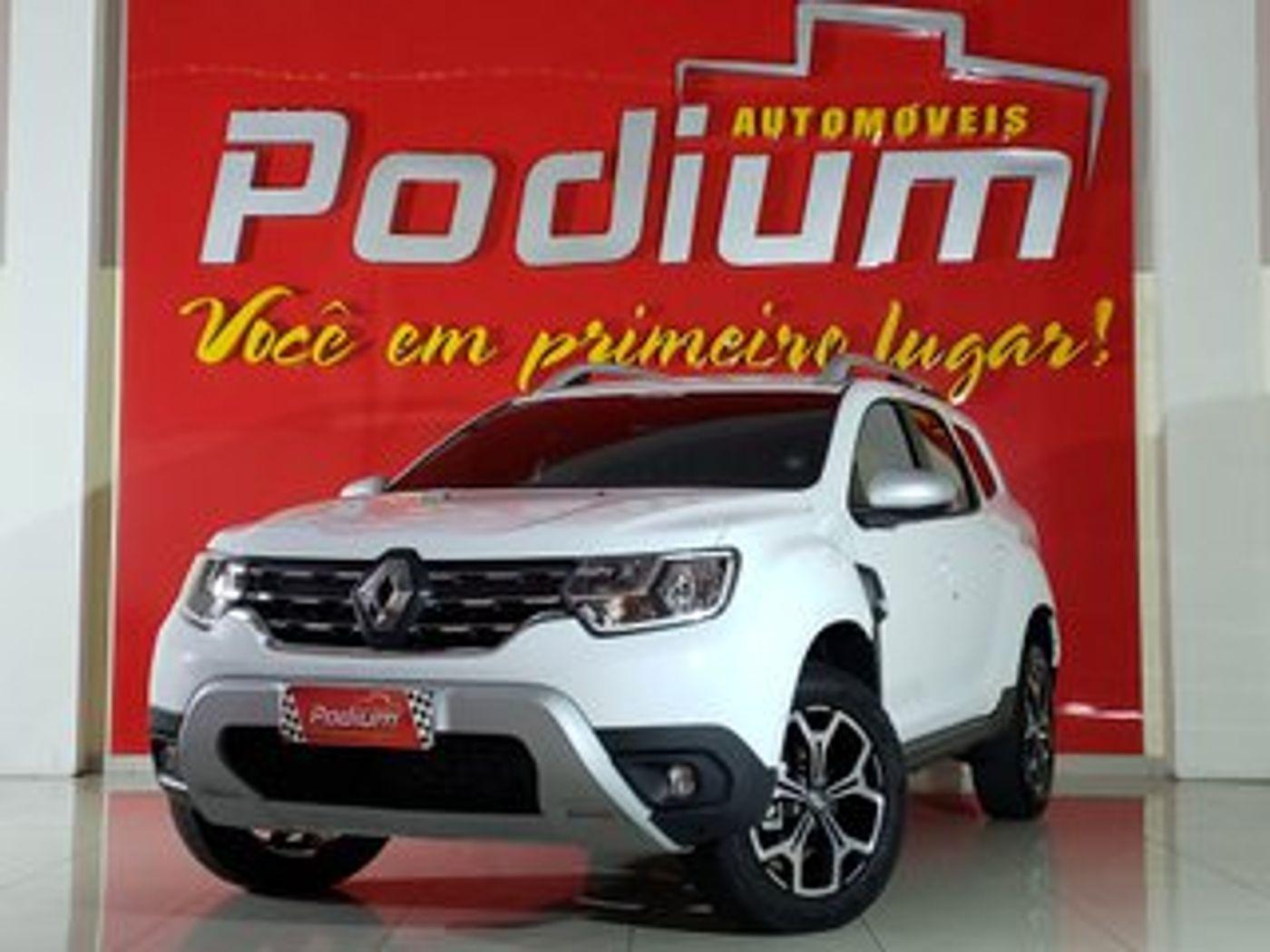 Renault DUSTER Iconic 1.6 16V Flex Aut.