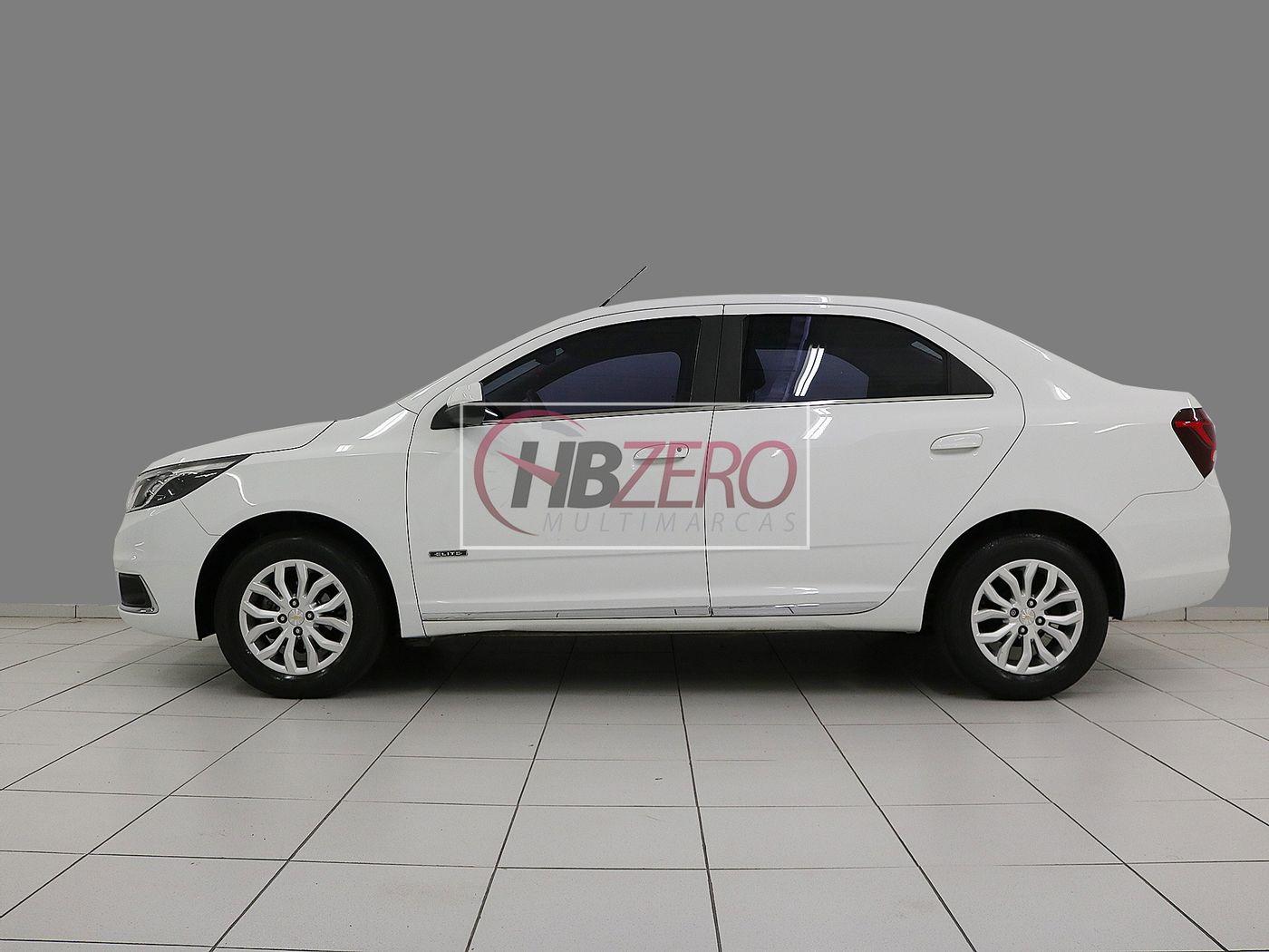Chevrolet COBALT ELITE 1.8 8V Econo.Flex 4p Aut.