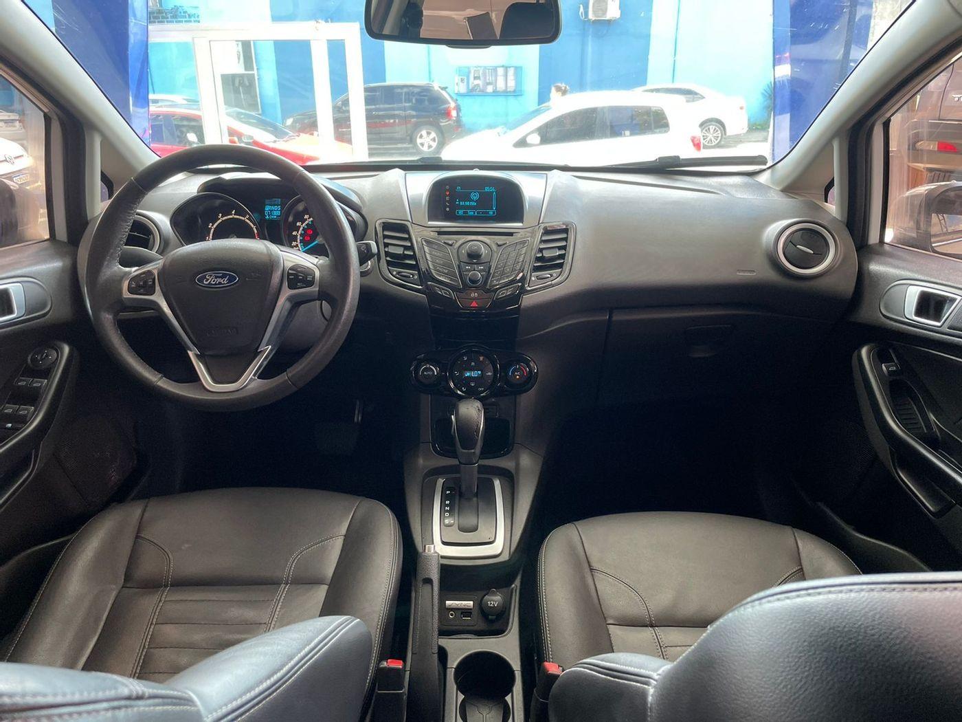 Ford Fiesta TIT./TIT.Plus 1.6 16V Flex Aut.