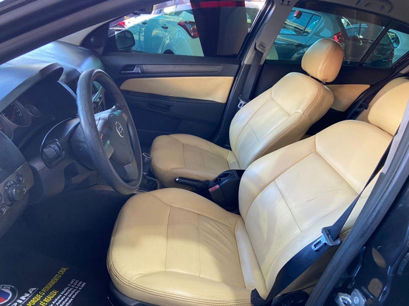 Chevrolet Vectra GT 2.0 MPFI 8V FlexPower Mec.