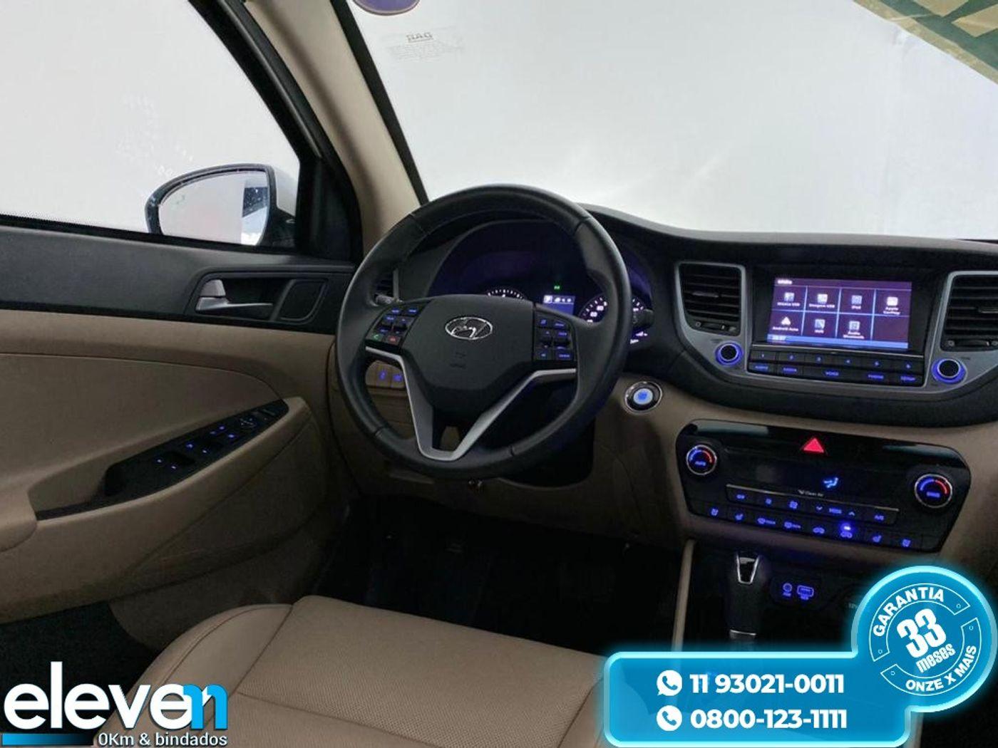 Hyundai Tucson Limited 1.6 Turbo 16V Aut.