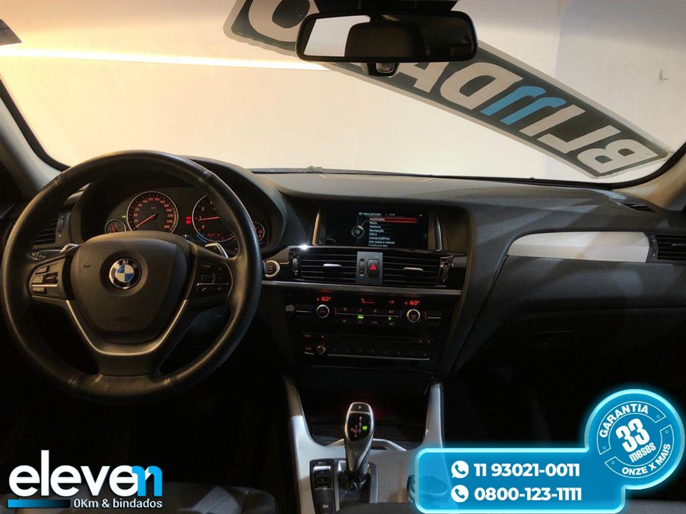 BMW X4 XDRIVE 28i X-Line 2.0 Turbo 245cv Aut