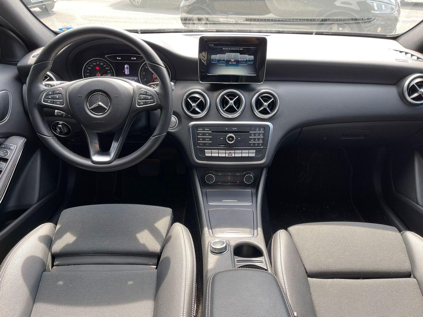 Mercedes Classe A 200 1.6 TB/Flex Aut.