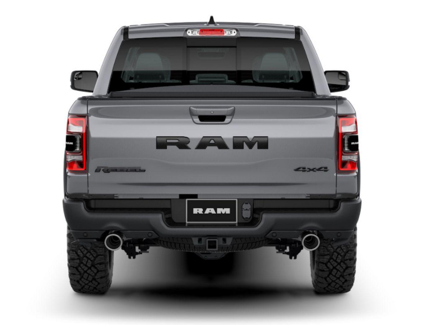 RAM 1500 REBEL 5.7 HEMI CD V8 4x4 Aut.