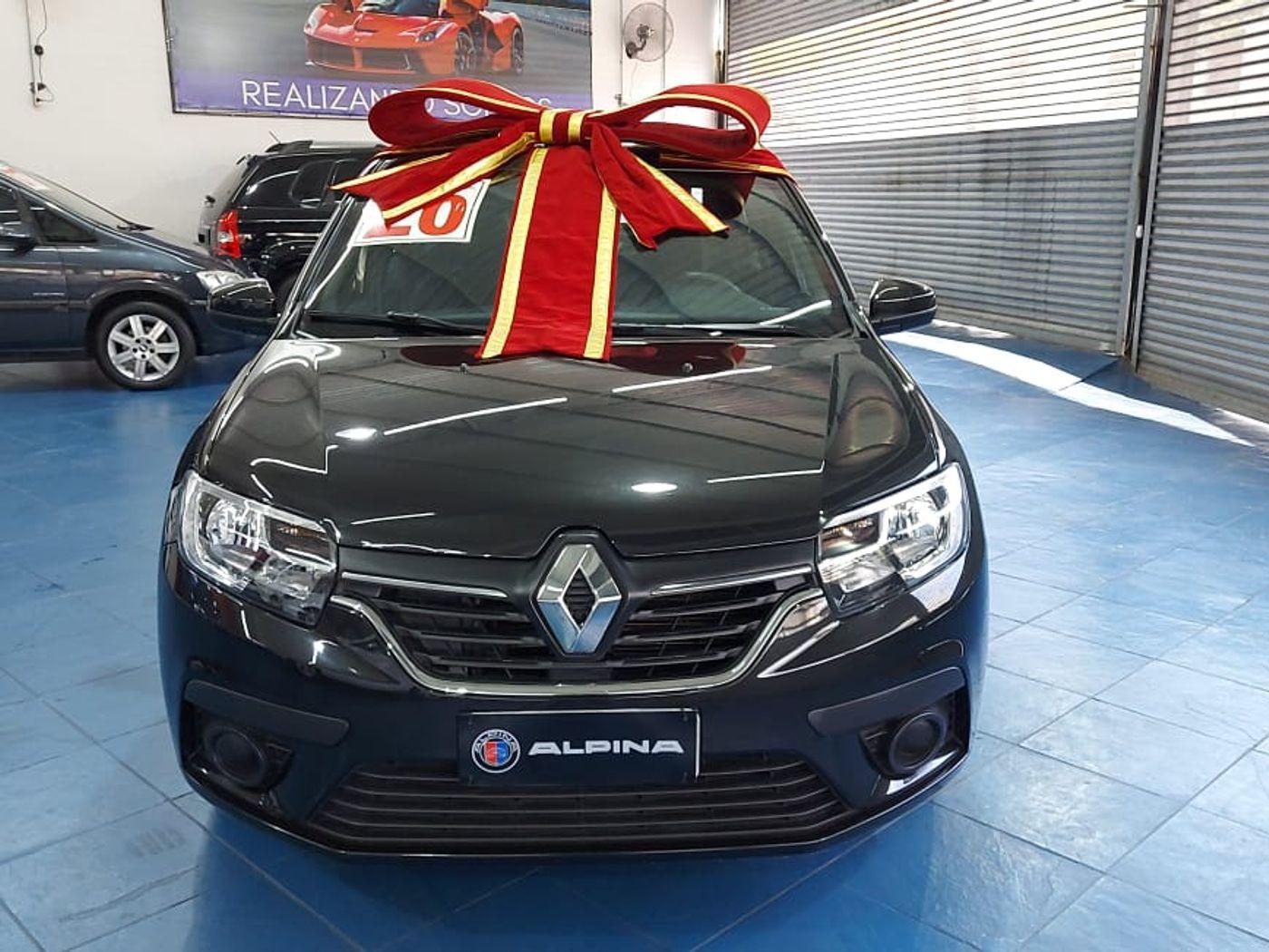 Renault LOGAN Zen Flex 1.0 12V 4p Mec.