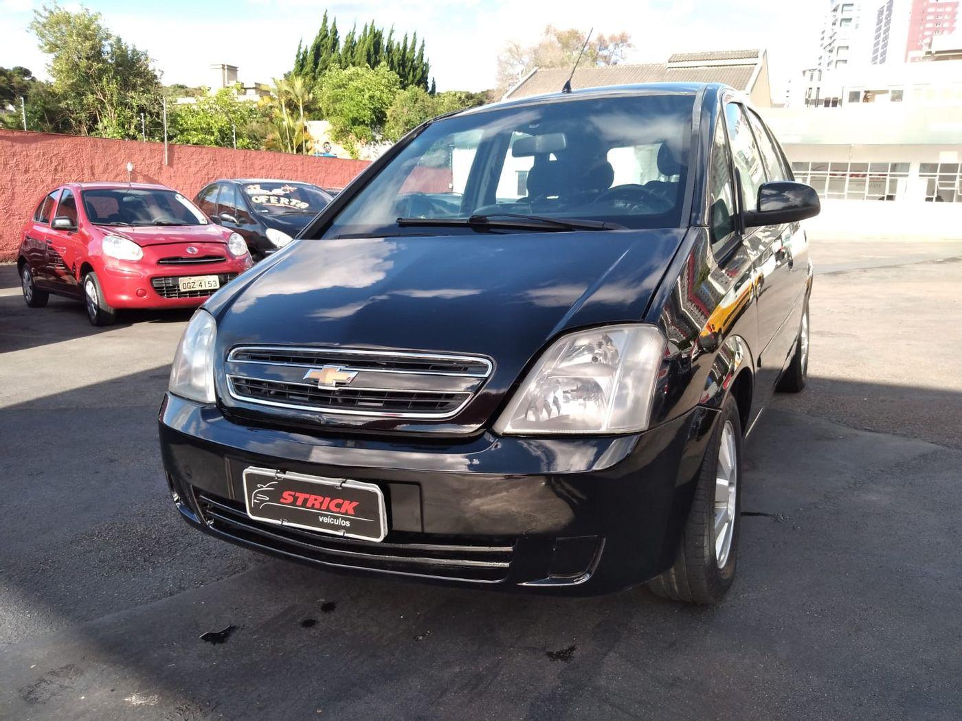 Chevrolet Meriva Maxx 1.4 MPFI 8V ECONOFLEX 5p