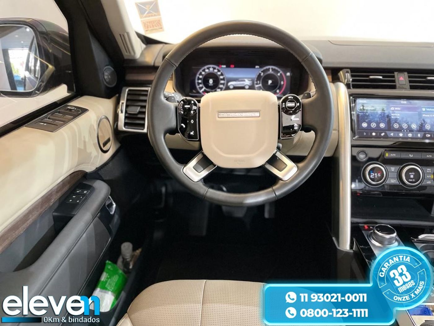 Land Rover Discovery HSE 3.0 V6 4x4 TD6 Diesel Aut.