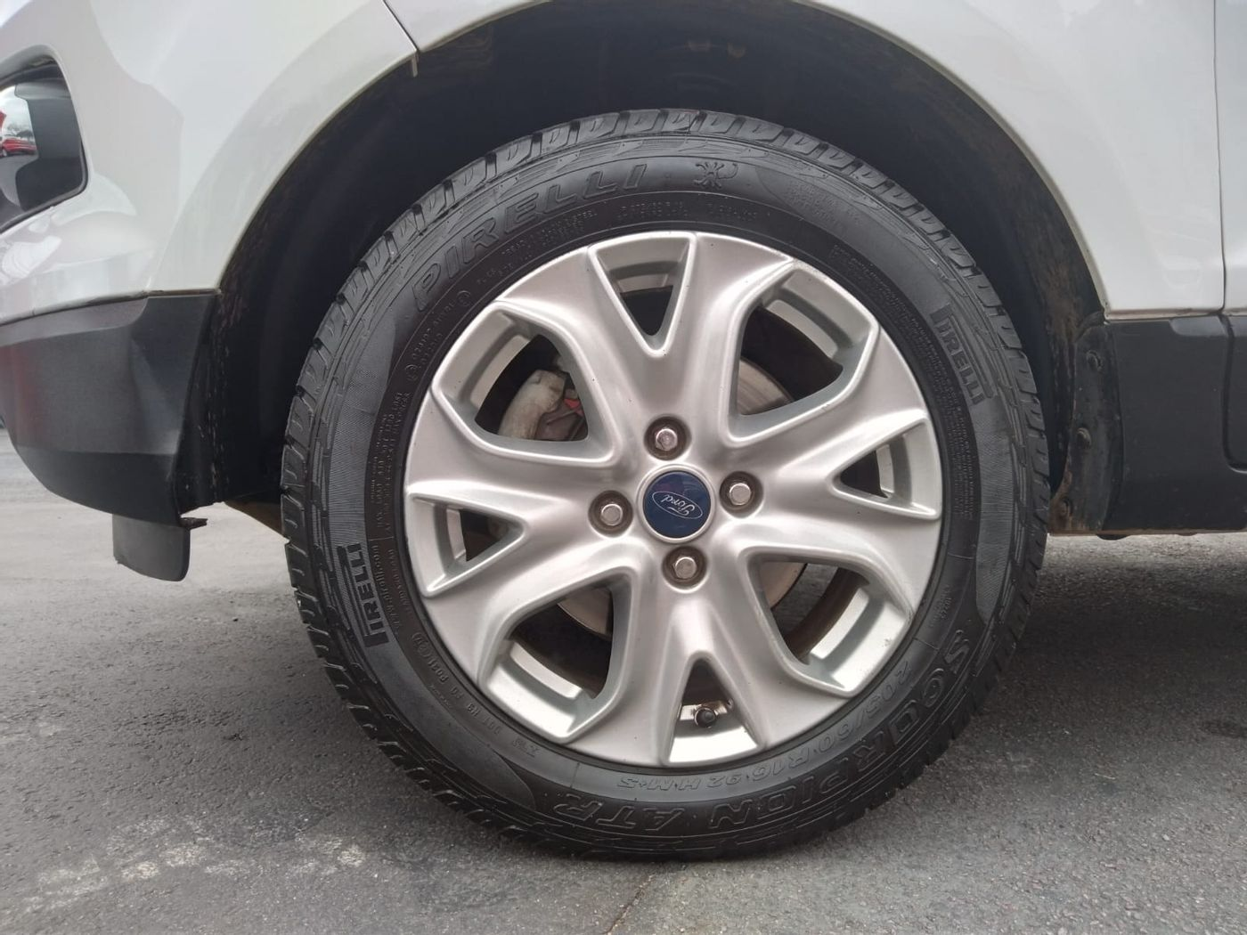 Ford EcoSport TITANIUM 2.0 16V Flex 5p Aut.