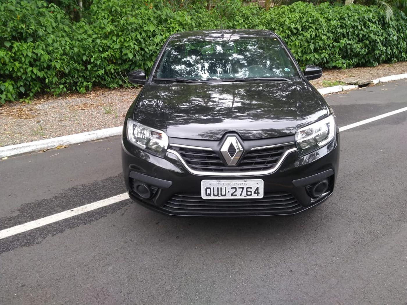Renault LOGAN Zen Flex 1.6 16V 4p Mec.