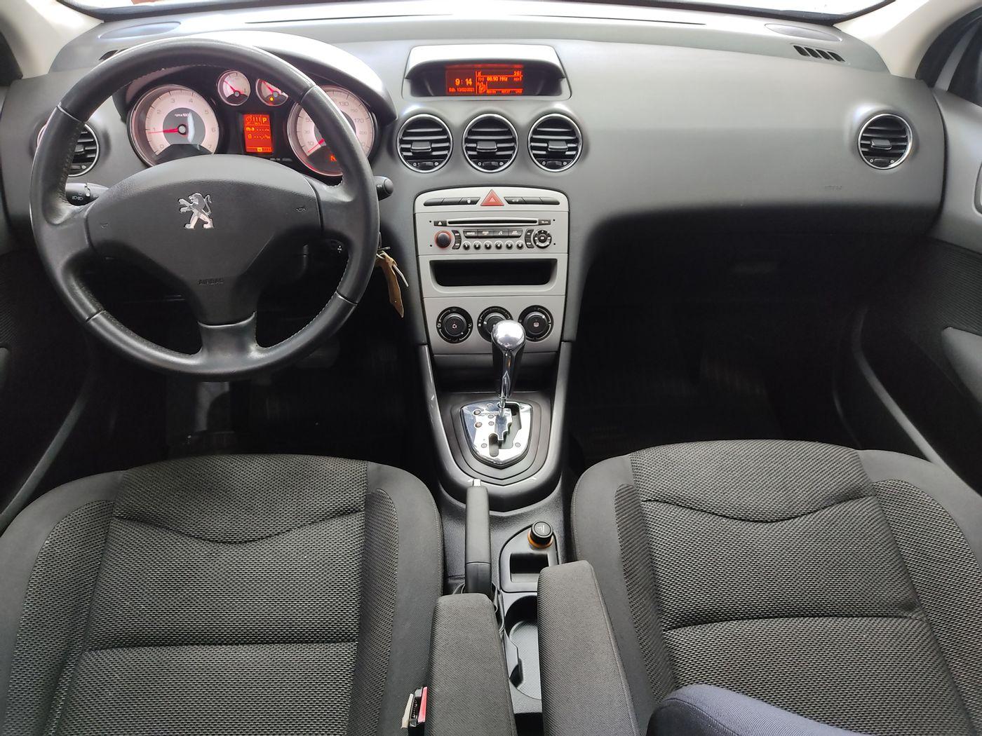 Peugeot 408 Sedan Allure 2.0 Flex 16V 4p Aut.