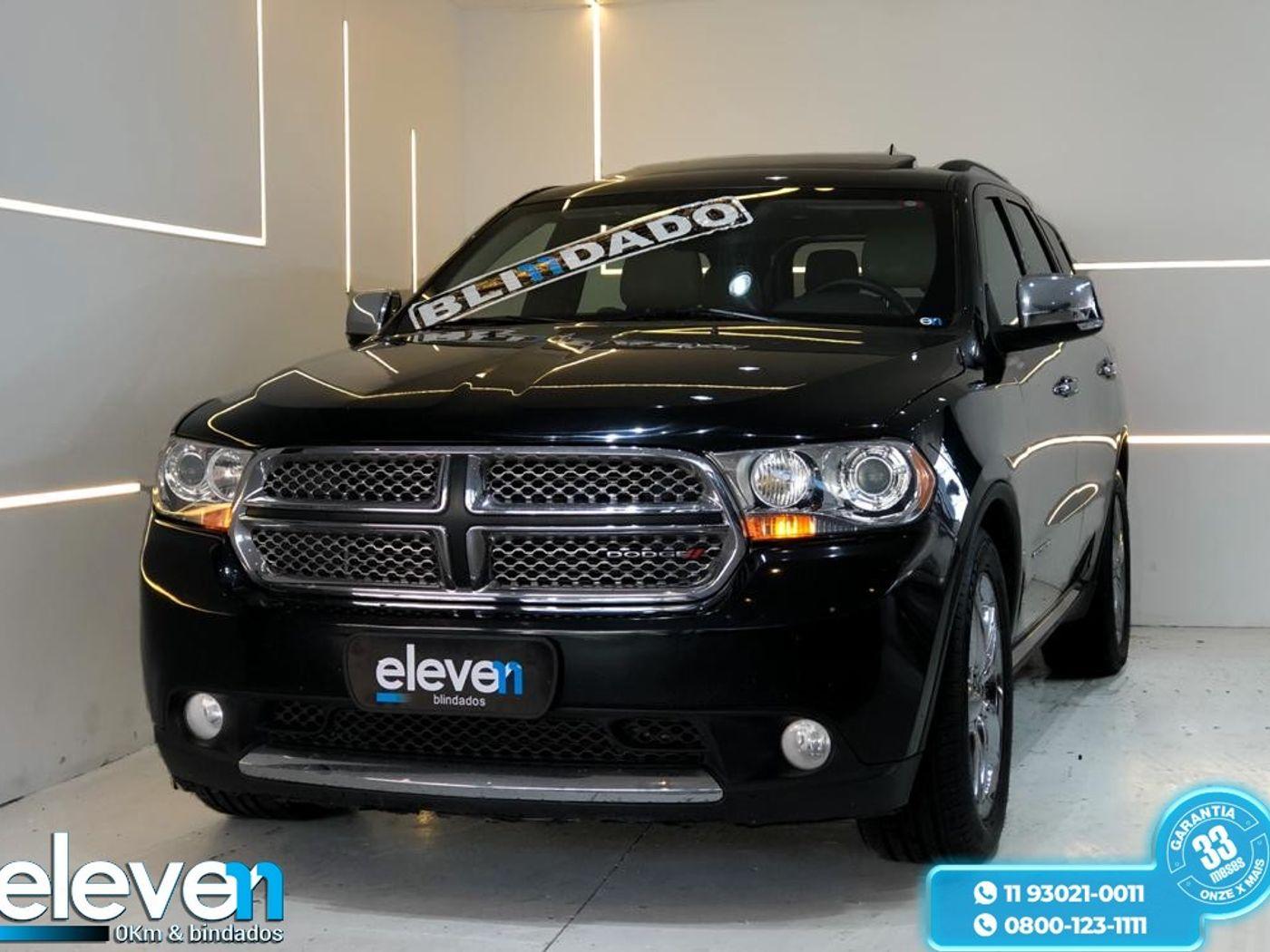 Dodge Durango Citadel 3.6 24V 4x4 Aut.