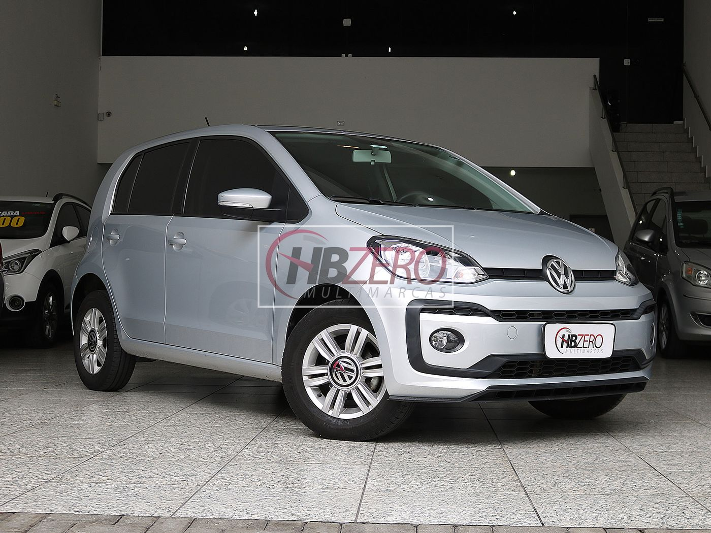 VolksWagen up! move I MOTION 1.0 T. Flex 12V 5p