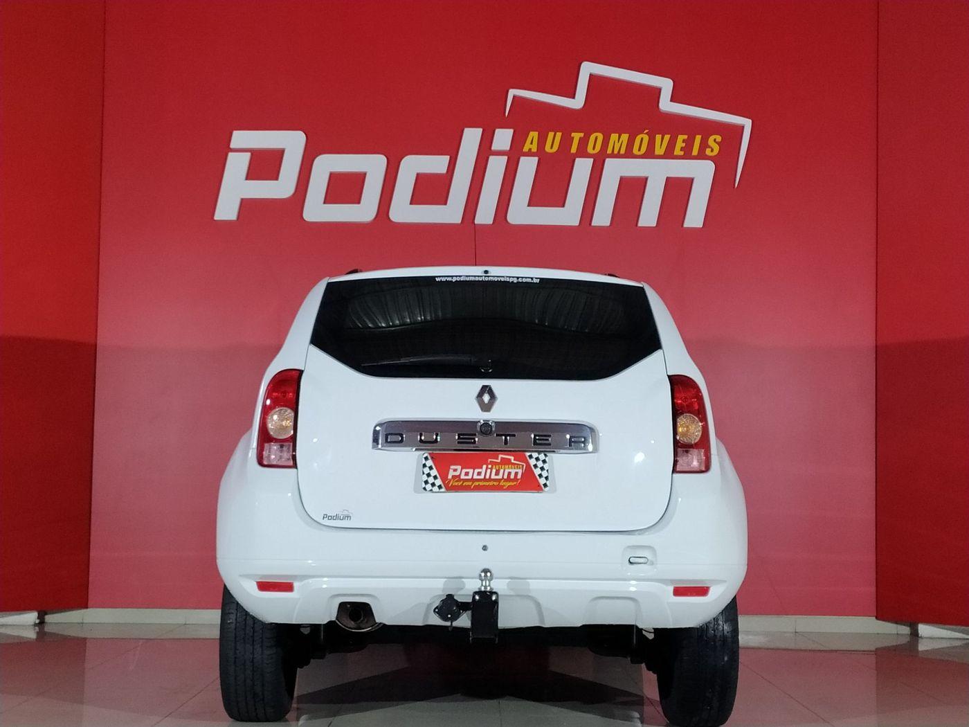 Renault DUSTER 1.6 Hi-Flex 16V Mec.