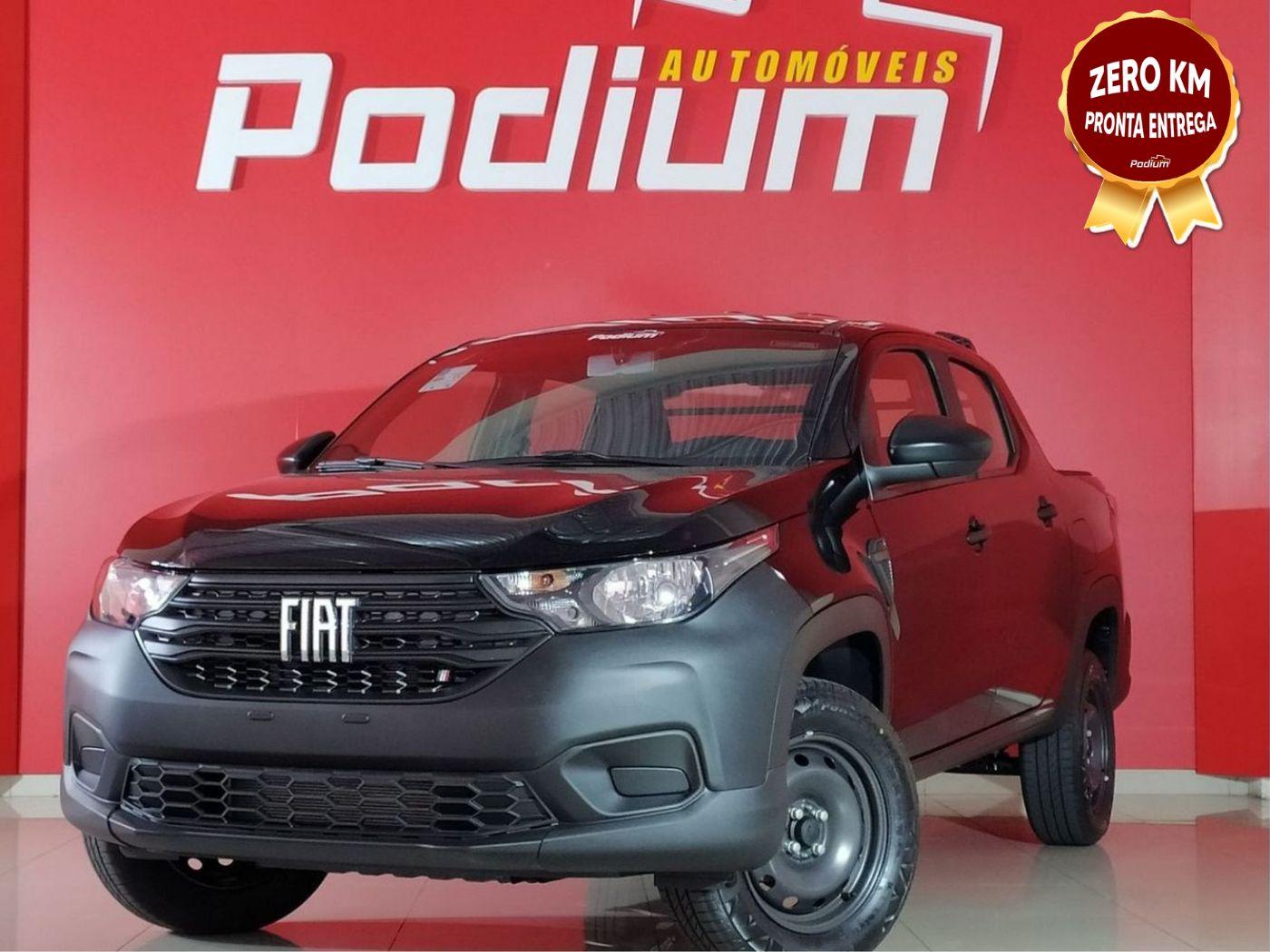 Fiat Strada Endurance