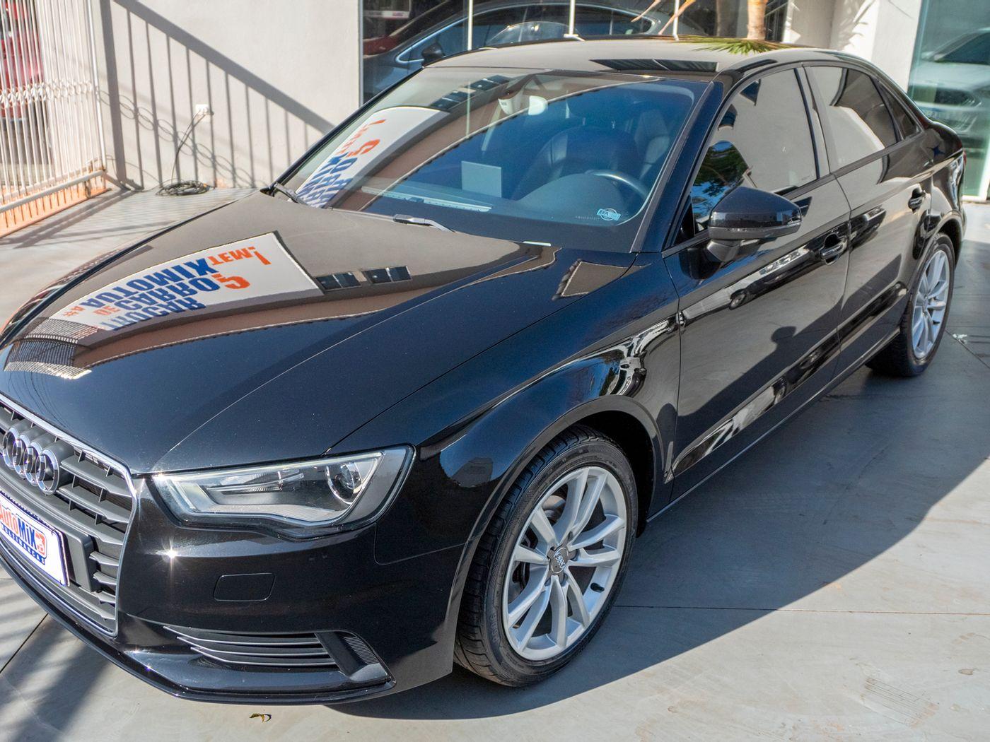 Audi A3 Sedan 1.4 TFSI Flex Tiptronic 4p