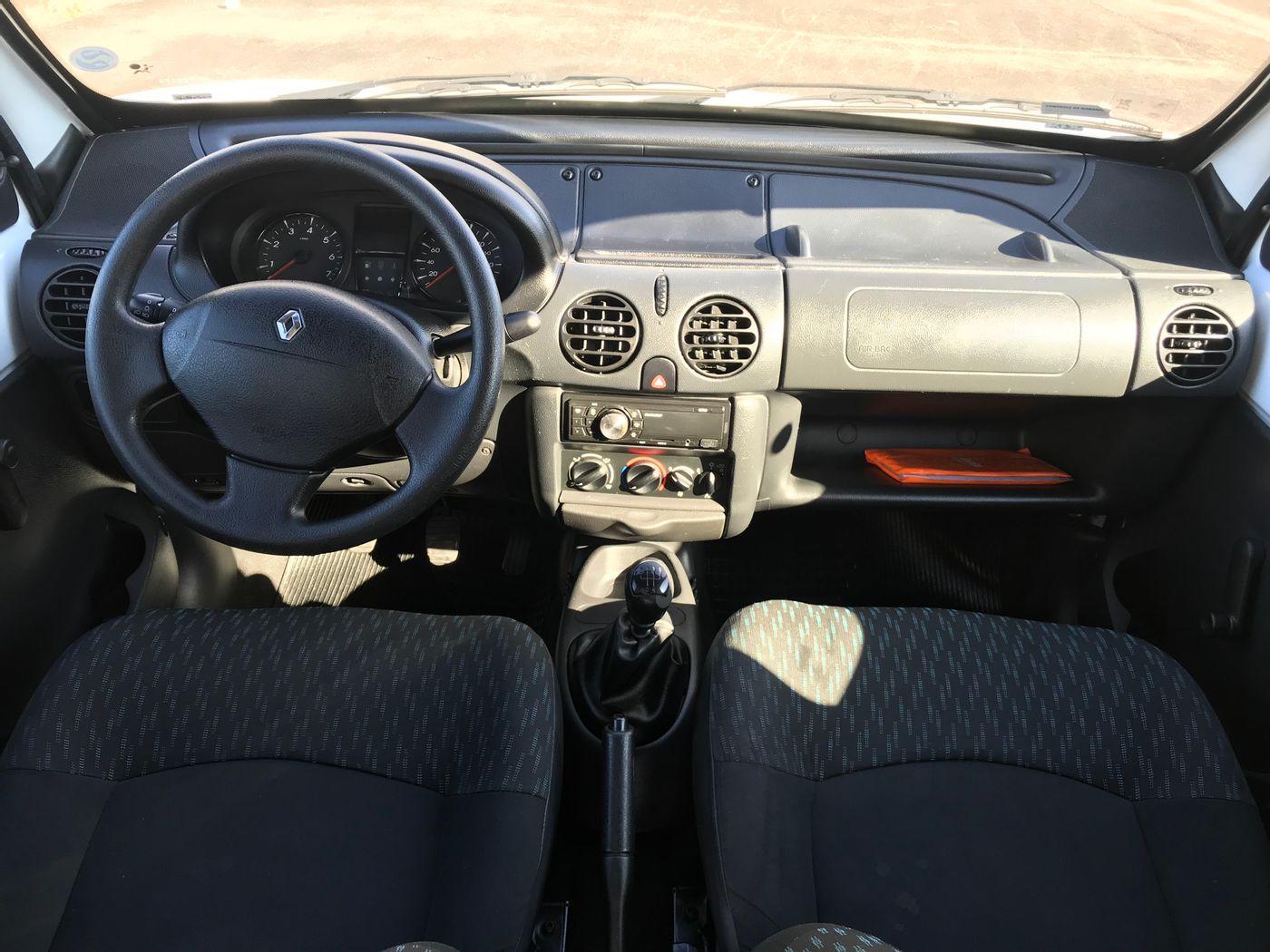 Renault Kangoo Express Hi-Flex 1.6 16V