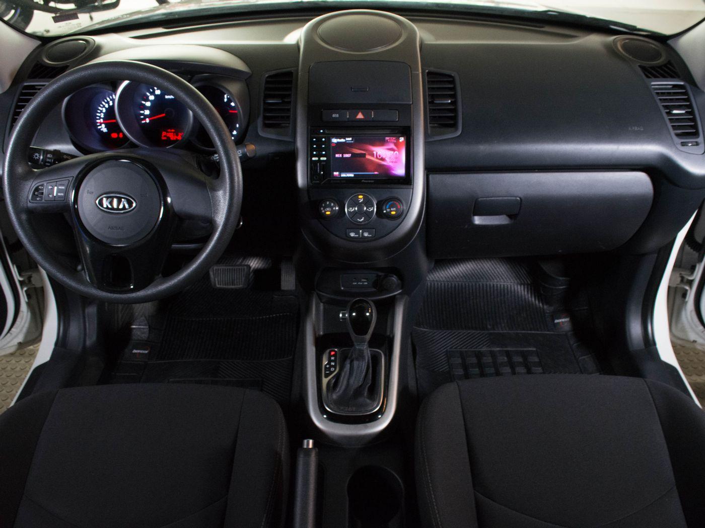 Kia Motors SOUL 1.6/ 1.6 16V FLEX Aut.