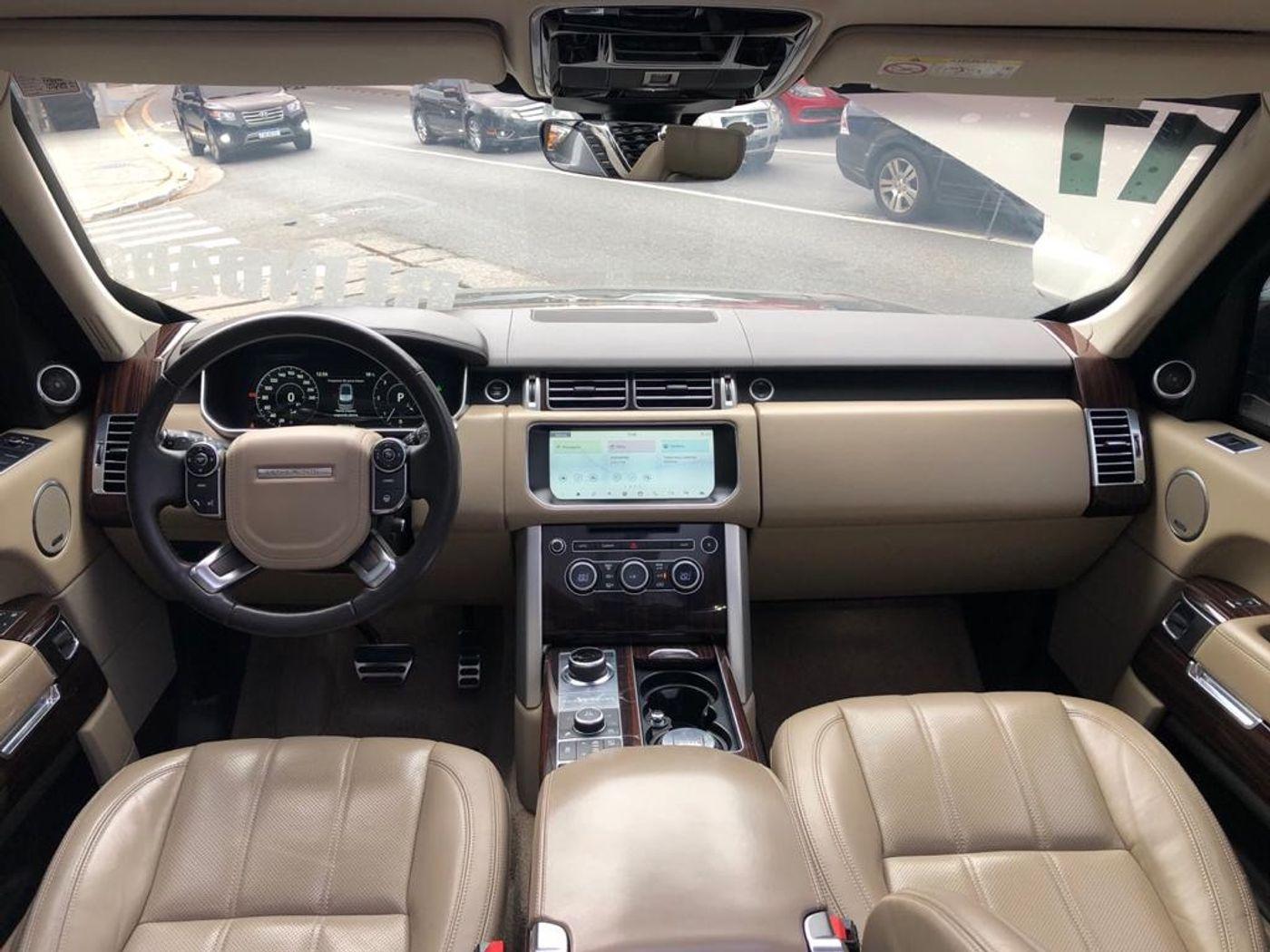 Land Rover Range Rover Vogue 3.0 TDV6 Diesel Aut.