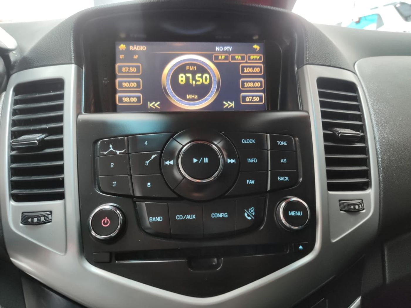Chevrolet CRUZE LT 1.8 16V FlexPower 4p Aut.