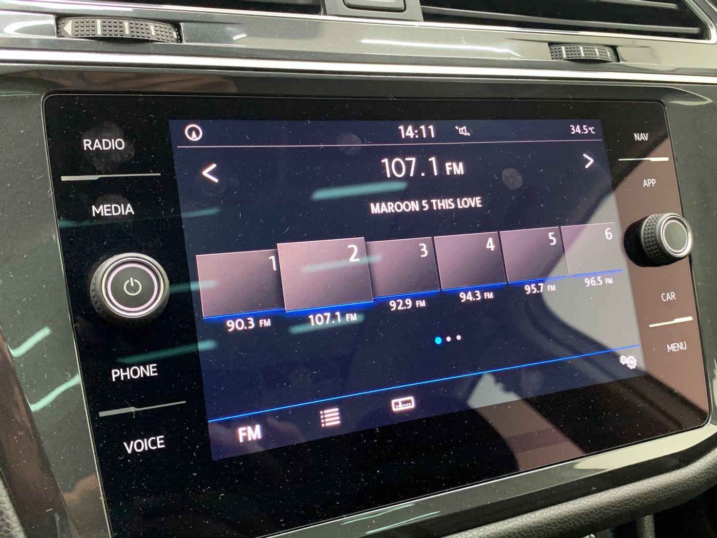 VolksWagen TIGUAN Allspac Comf 250 TSI 1.4 Flex