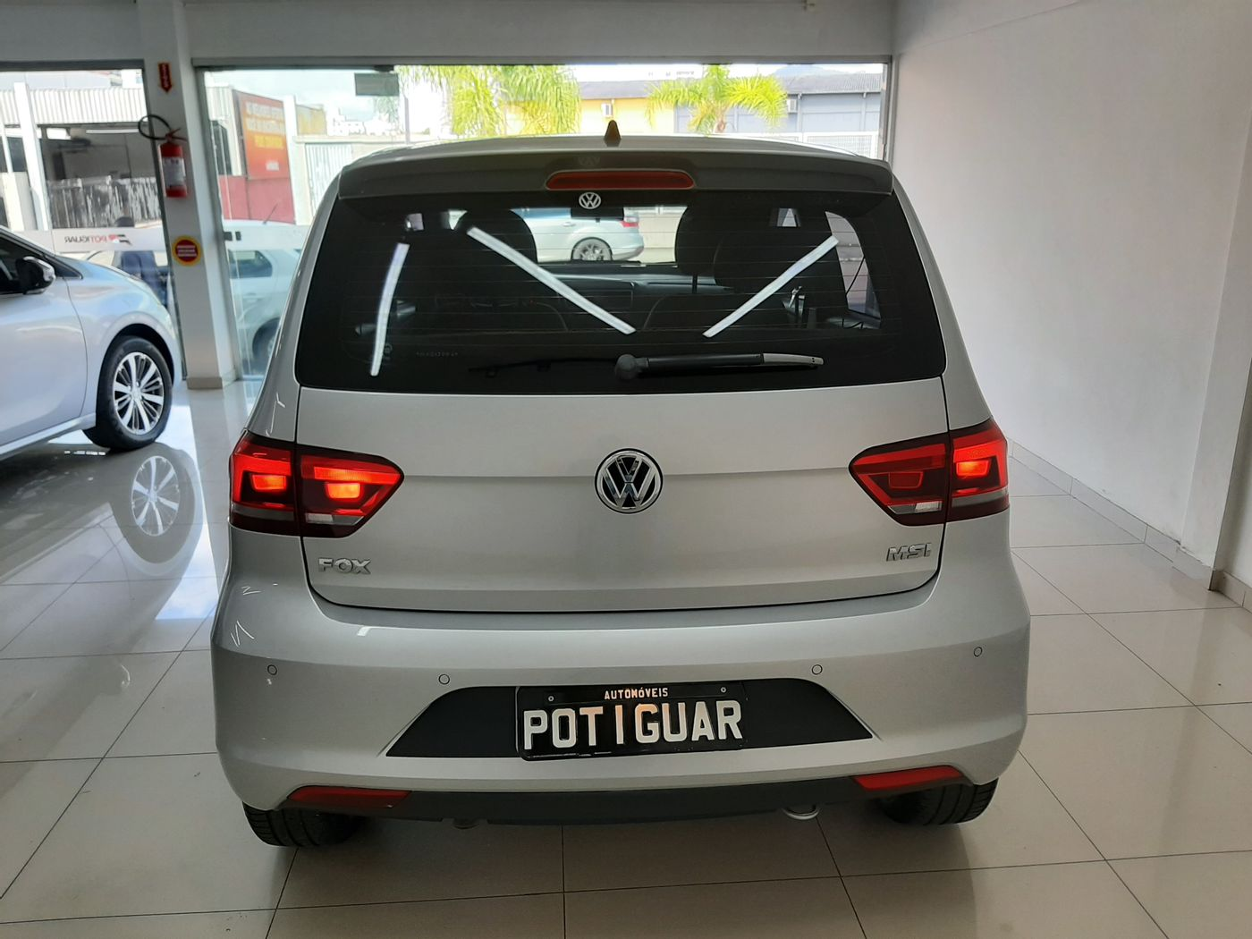 VolksWagen Fox RUN 1.6 Flex 8V 5p