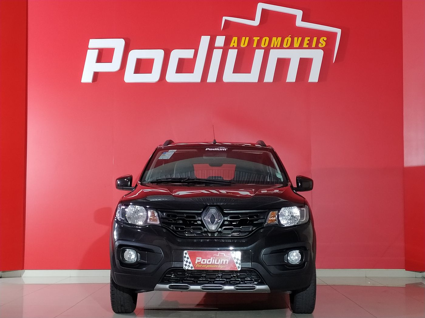 Renault KWID OUTSIDER 1.0 Flex 12V 5p Mec.