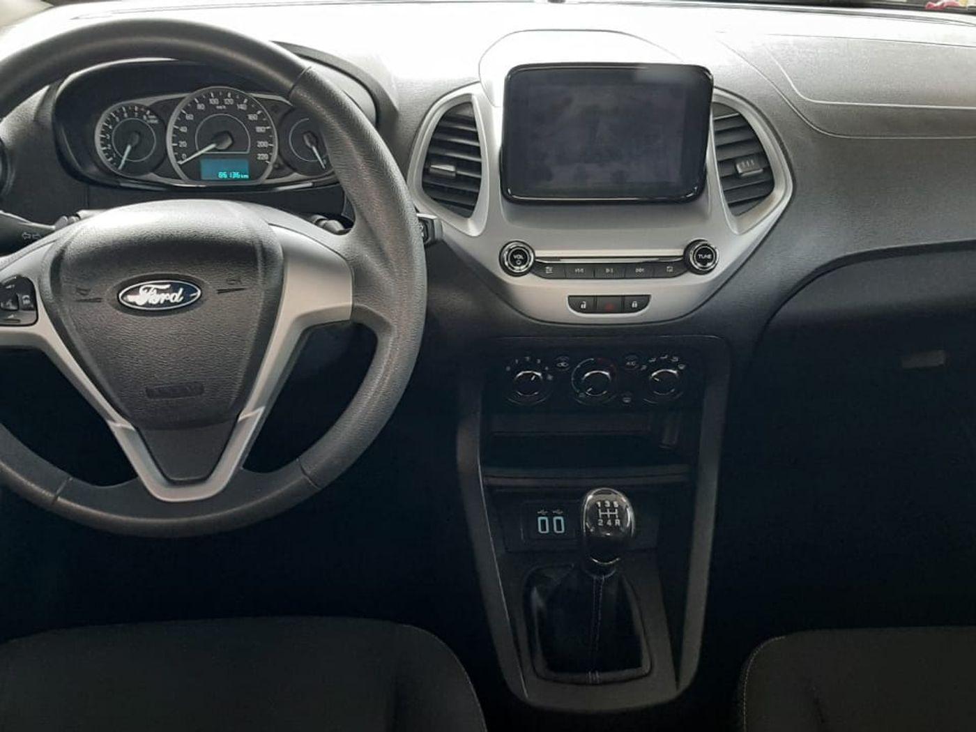 Ford Ka 1.5 SE 12V Flex 5p Mec.