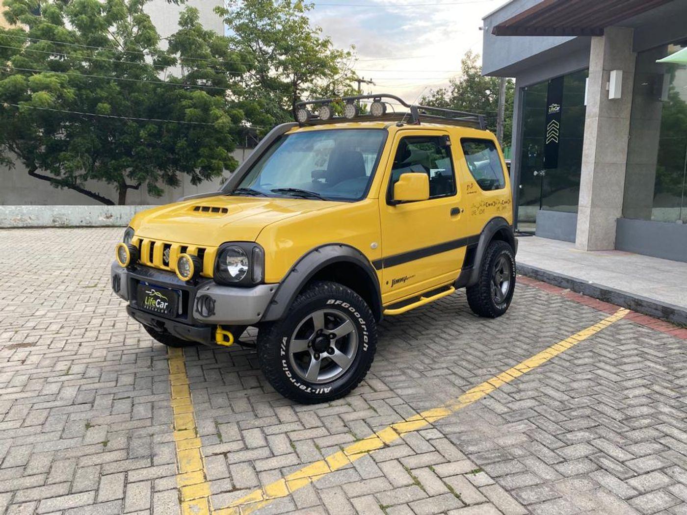 Suzuki Jimny 4SPORT/ 4WORK 1.3 16V