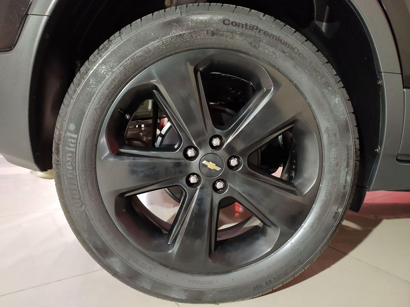 Chevrolet TRACKER Midnight 1.4 Turbo Flex Aut.