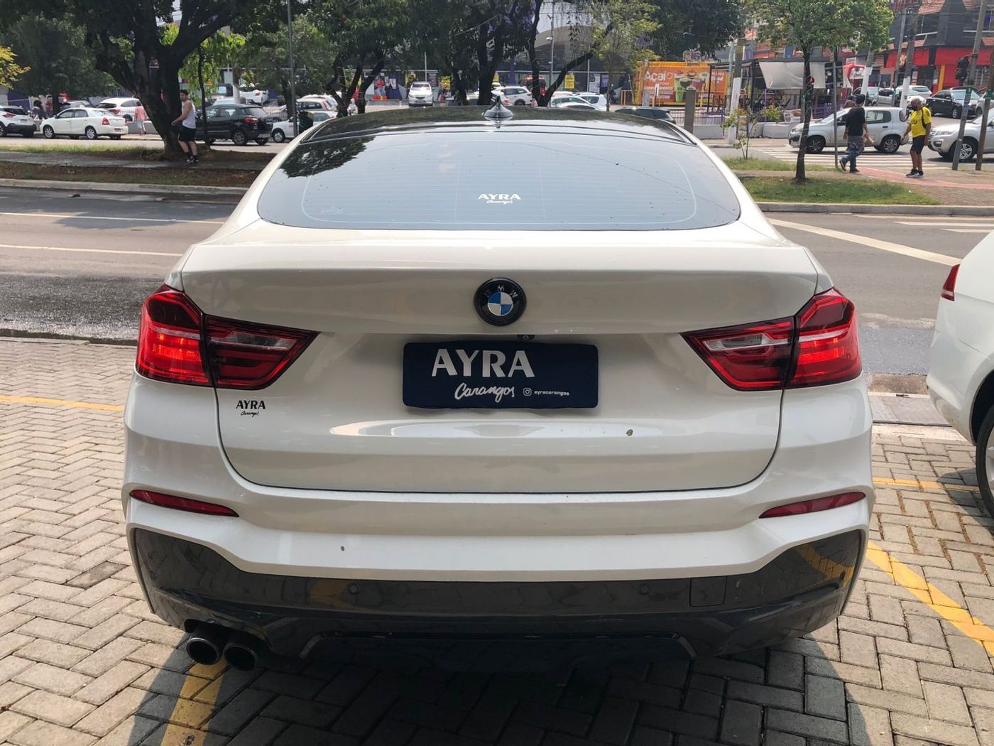 BMW X4 XDRIVE 35i M-Sport 3.0 TB 306cv Aut.