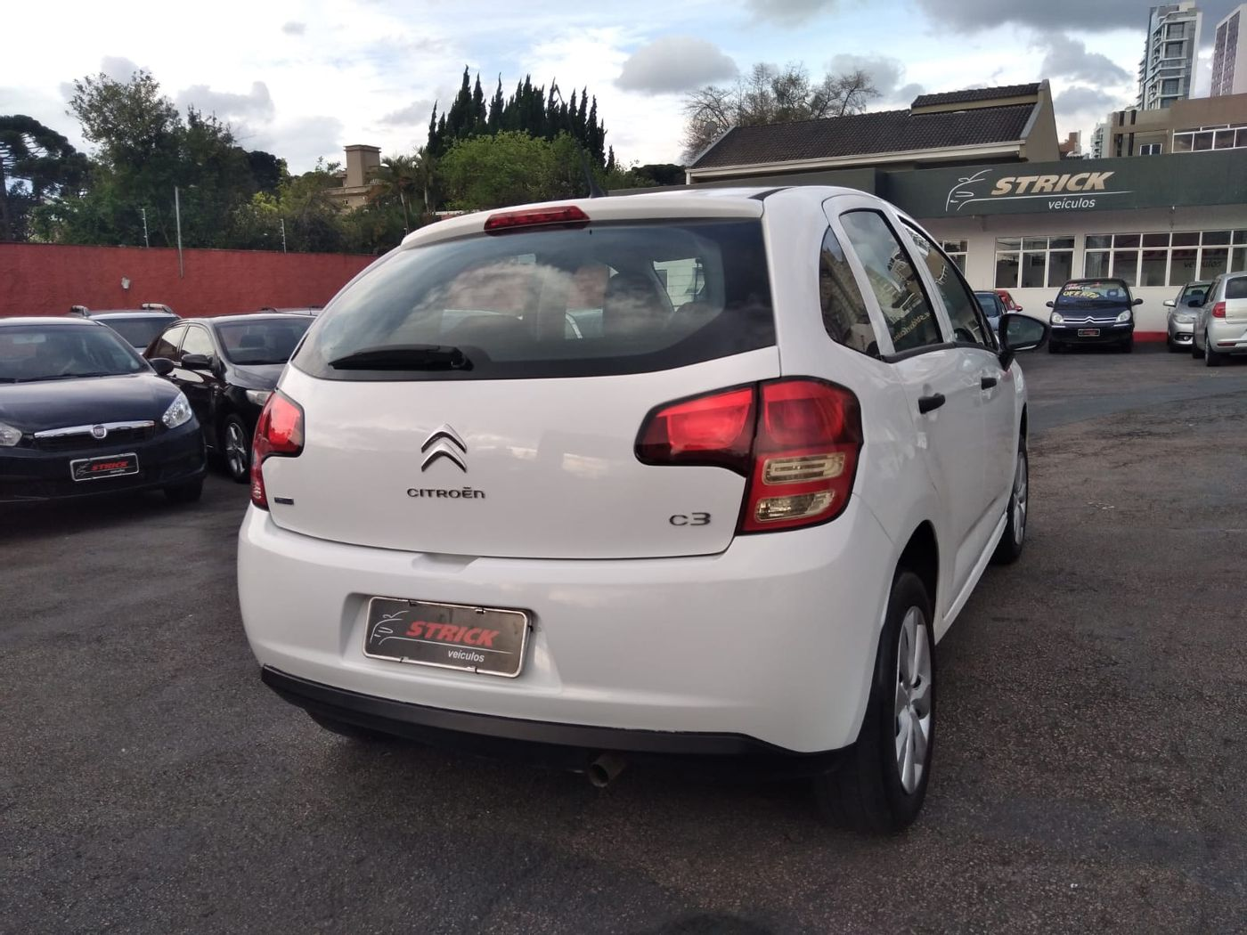 Citroën C3 Origine Pure Tech 1.2 Flex 12V Mec