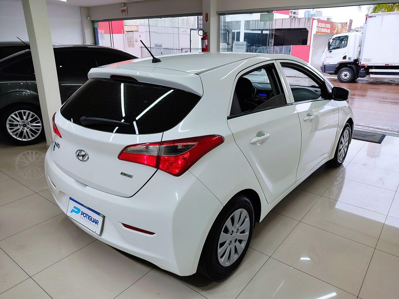 Hyundai HB20 Comf./C.Plus/C.Style 1.0 Flex 12V