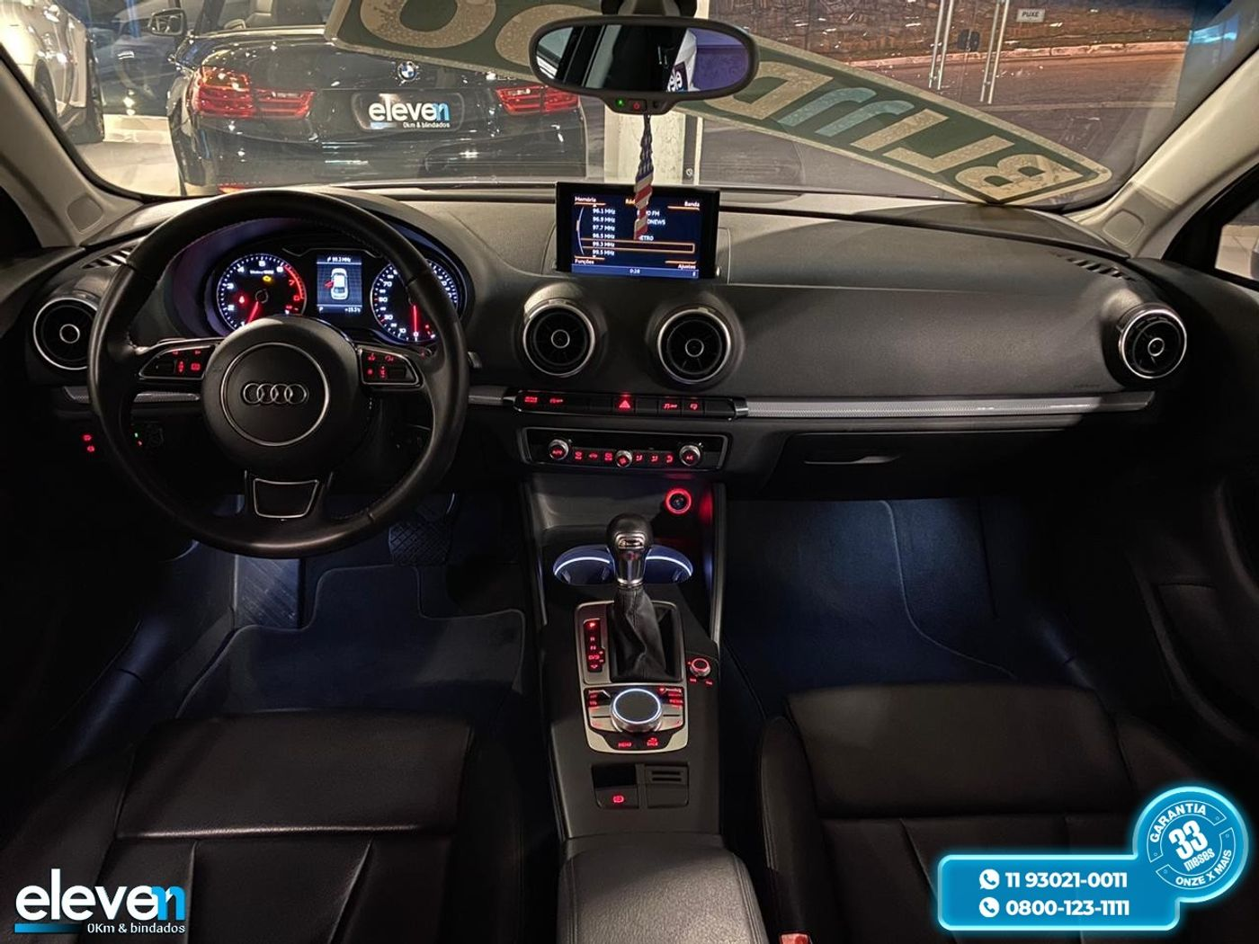 Audi A3 Sed.1.8/1.8 Ambit.16V TB FSI S-tronic
