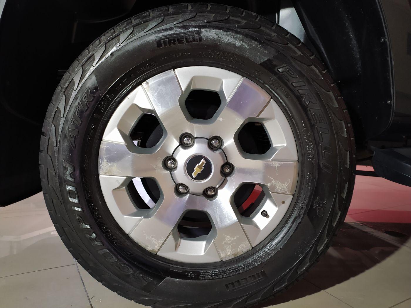 Chevrolet S10 Pick-Up LTZ 2.4 F.Power 4x2 CD