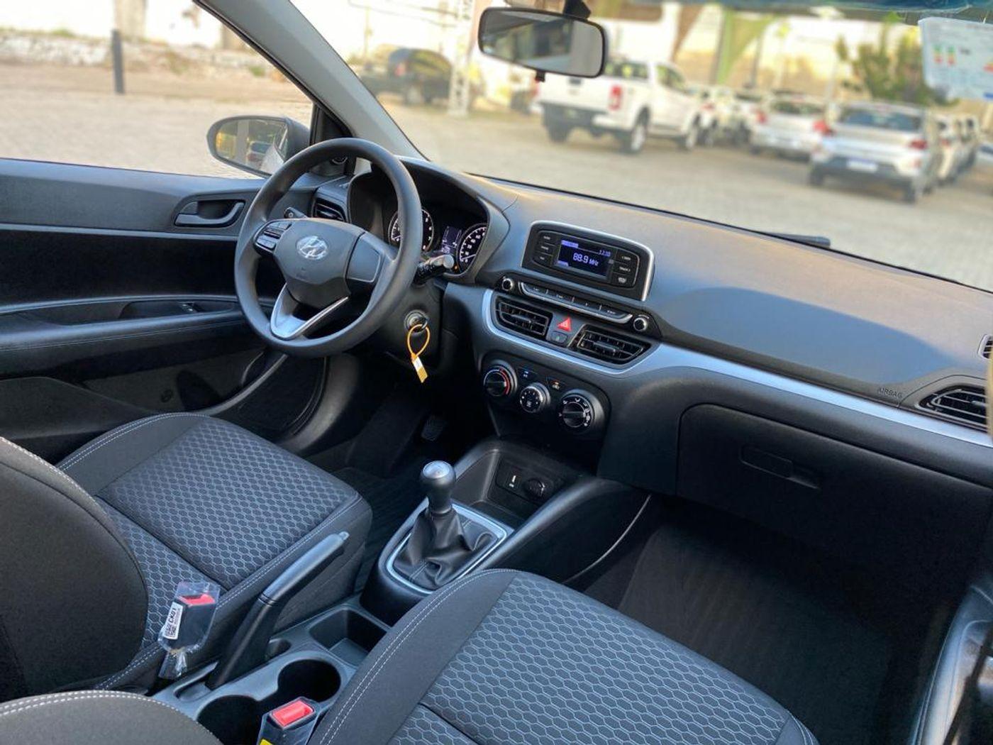 Hyundai HB20 Sense 1.0 Flex 12V Mec.